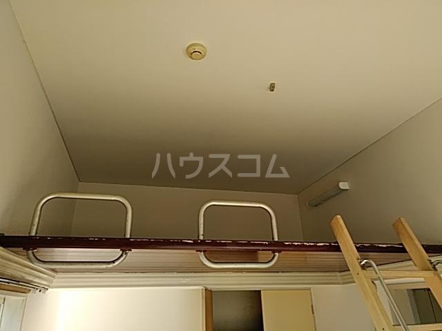 フォレスタ衣笠 101号室の収納