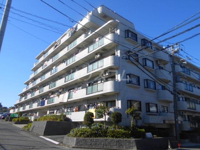 ガーデンライフ久里浜十弐番館の外観