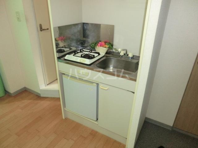 MSSビル 302号室のキッチン
