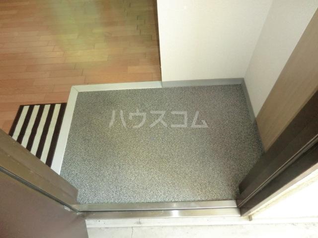 MSSビル 302号室の玄関