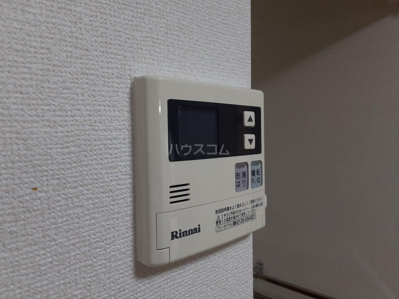 シャンボール今伊勢A 103号室のセキュリティ