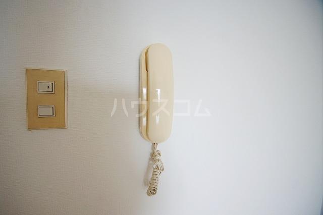 プラン・ド・ビ藤崎 303号室のセキュリティ