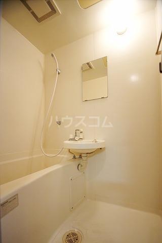 プラン・ド・ビ藤崎 303号室の洗面所