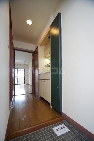 プラン・ド・ビ藤崎 303号室の玄関