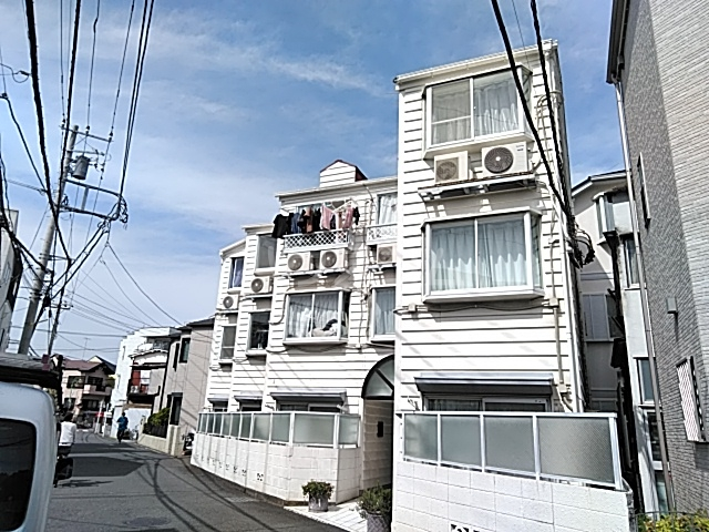 オレンジハウス綱島外観写真