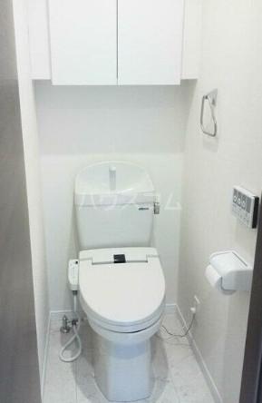 ウェルスクエア尾山台 103号室の洗面所