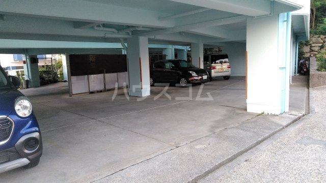 一鳩マンション 405号室の駐車場