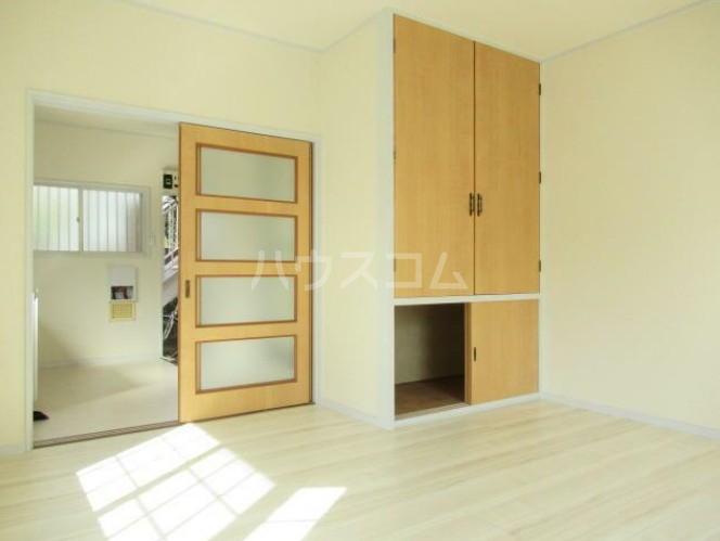 フラッティーベル Ⅰ 103号室のベッドルーム