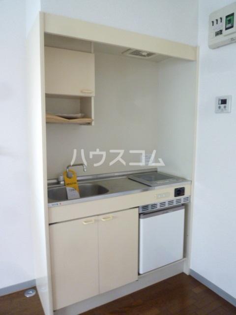ラ・カシータ久が原 105号室のキッチン