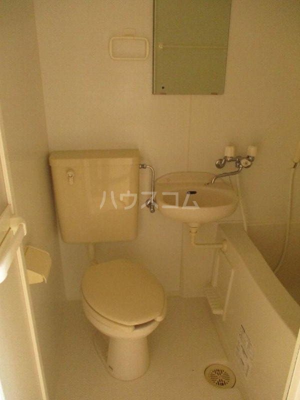 龍ハイツ 706号室のトイレ