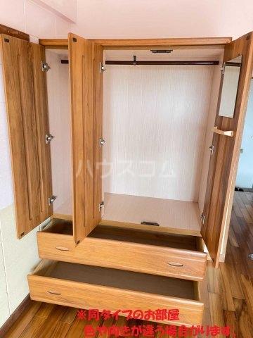 龍ハイツ 320号室の設備