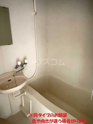 龍ハイツ 418号室の風呂