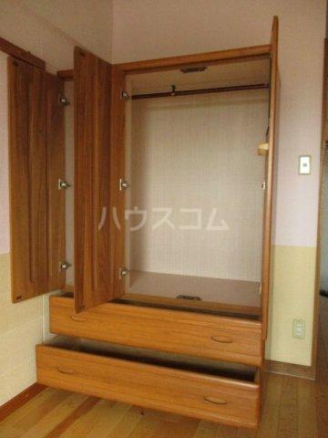 龍ハイツ 723号室の収納