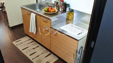 T Stage1 403号室のキッチン