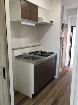 コーラルオリオン 802号室のキッチン