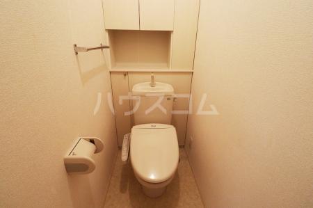 パークサイドANIYAのトイレ