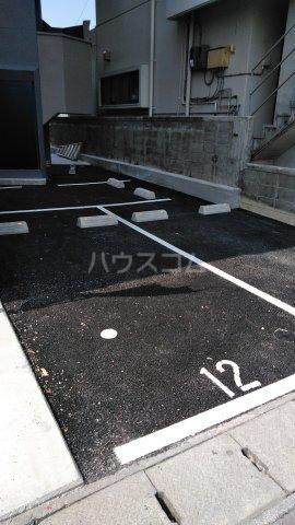Eye's小禄の駐車場