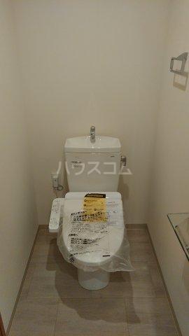 Act Valore 905号室のトイレ