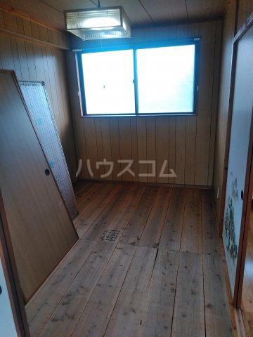 プラスパー上原 3-C号室のベッドルーム