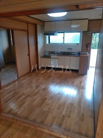 プラスパー上原 3-C号室のキッチン