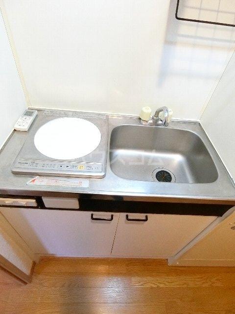 アクタス博多 704号室のキッチン