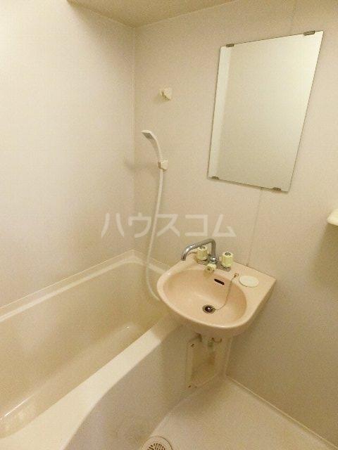 アクタス博多 704号室の風呂