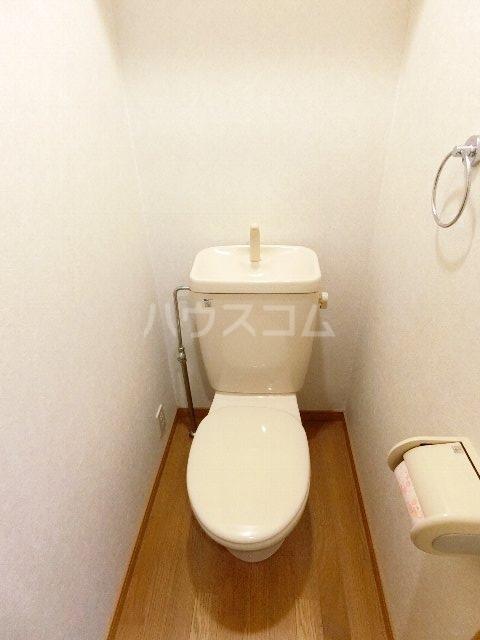 アクタス博多 704号室のトイレ