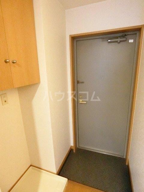 アクタス博多 704号室の玄関