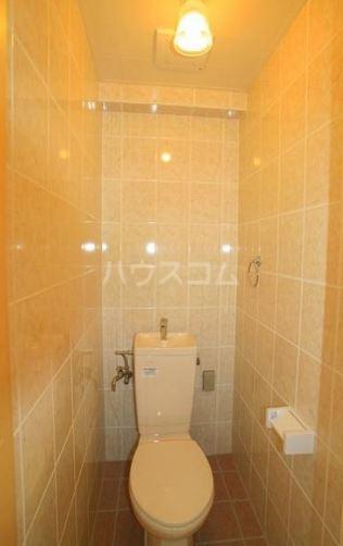 トーマス前島Ⅰ 901号室のトイレ