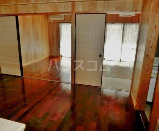 シティービューハウス 205号室の居室