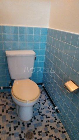 大漁マンション 405号室のトイレ