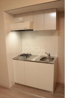 La mer 久茂地 601号室のキッチン