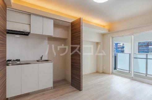 La mer 久茂地 704号室のキッチン