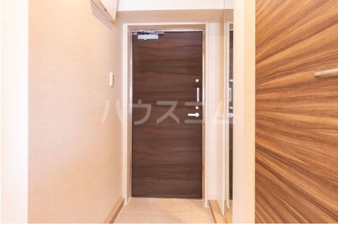 La mer 久茂地 704号室の玄関