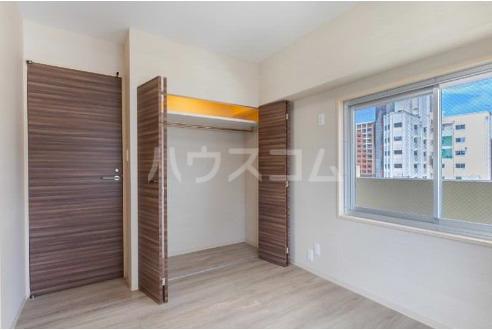 La mer 久茂地 704号室のベッドルーム