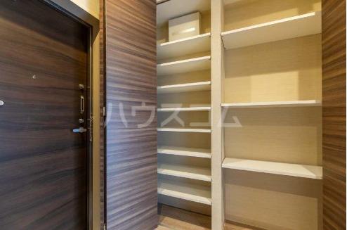La mer 久茂地 603号室の収納