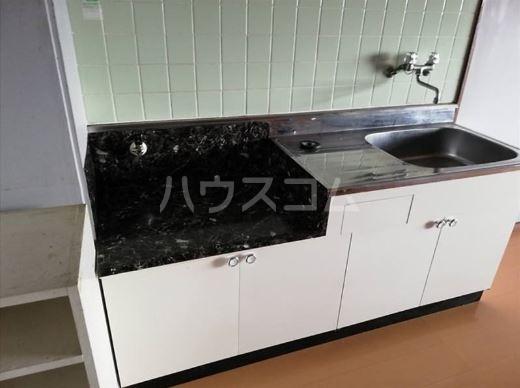 パラシオ城 506号室のキッチン