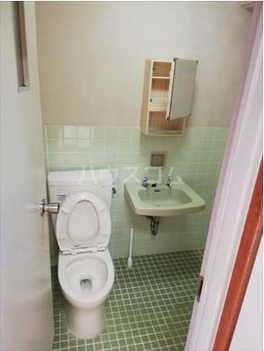 パラシオ城 506号室の風呂