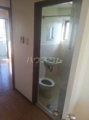 パラシオ大宮 301号室のトイレ
