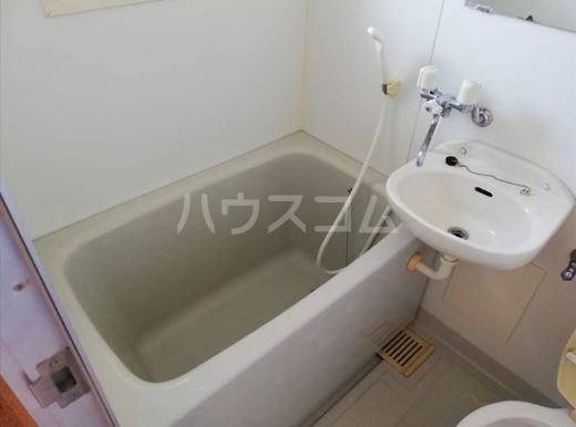 カスティージョ為又 406号室のトイレ