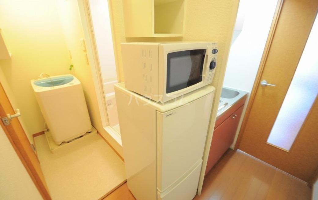 レオパレス浜柳 206号室の設備
