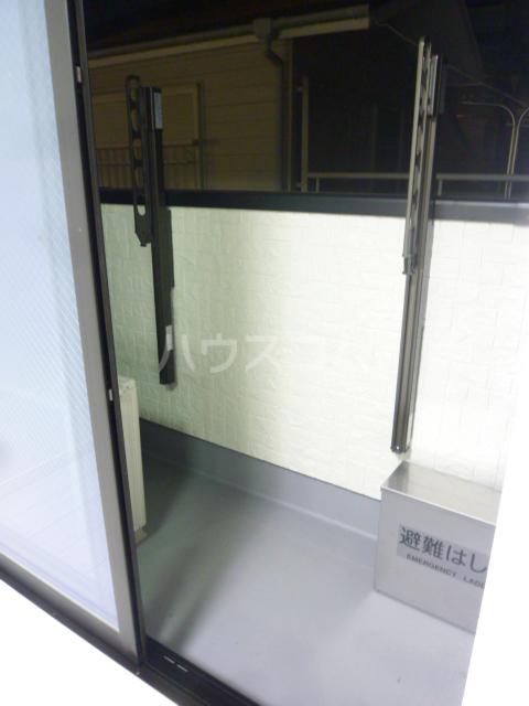 メゾン・ド・ソレイユ蒲田 104号室のバルコニー