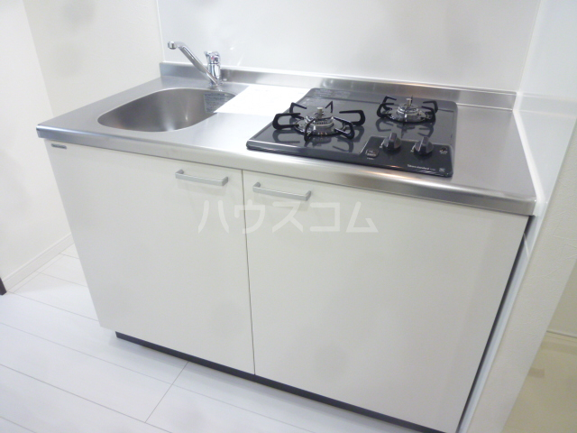 メゾン・ド・ソレイユ蒲田 104号室のキッチン