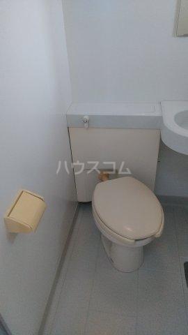 カスティージョとよみ 301号室のトイレ