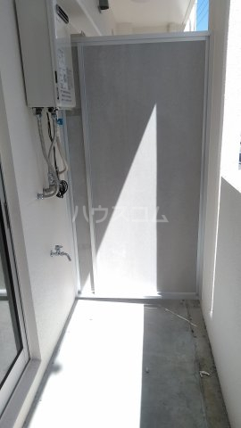 WAKASA OASIS(ワカサオアシス) 1001号室のバルコニー