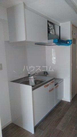 WAKASA OASIS(ワカサオアシス) 1001号室のキッチン