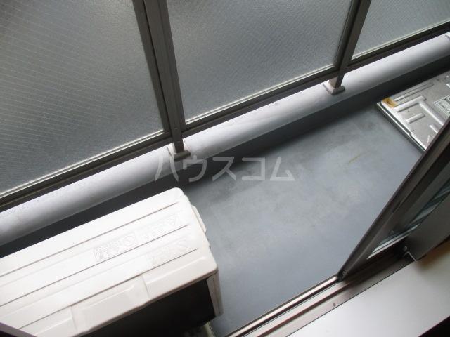 アーバネージュ西蒲田 202号室のバルコニー