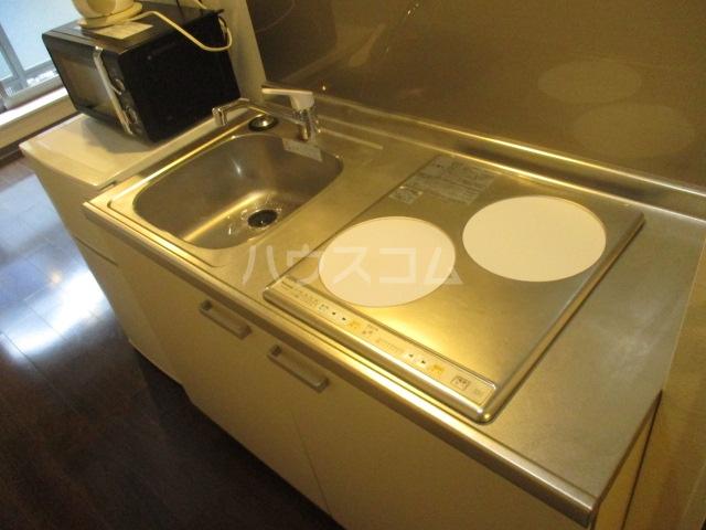 アーバネージュ西蒲田 202号室のキッチン