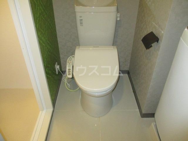 アーバネージュ西蒲田 202号室のトイレ