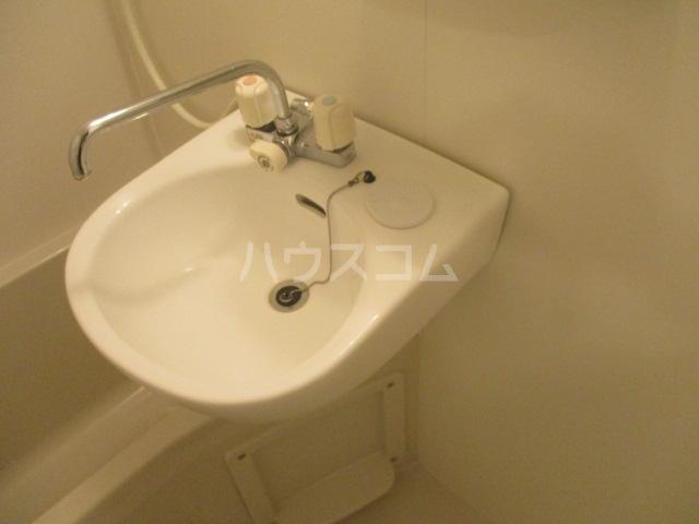 アーバネージュ西蒲田 202号室の洗面所